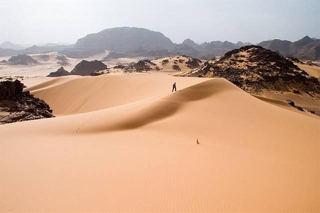 El Sáhara fue verde durante 6.000 años con 10 veces más lluvias que ahora