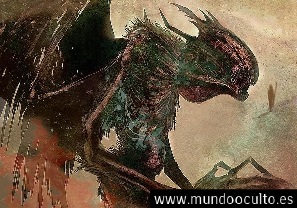 Afrit: El vampiro del rey Salomón.