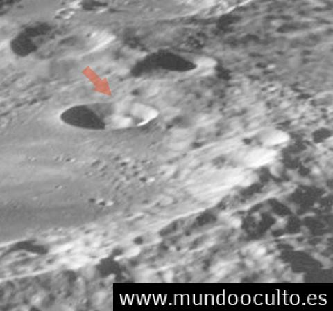 Las bases extraterrestres en la Luna