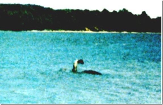 El monstruo del lago Champlain