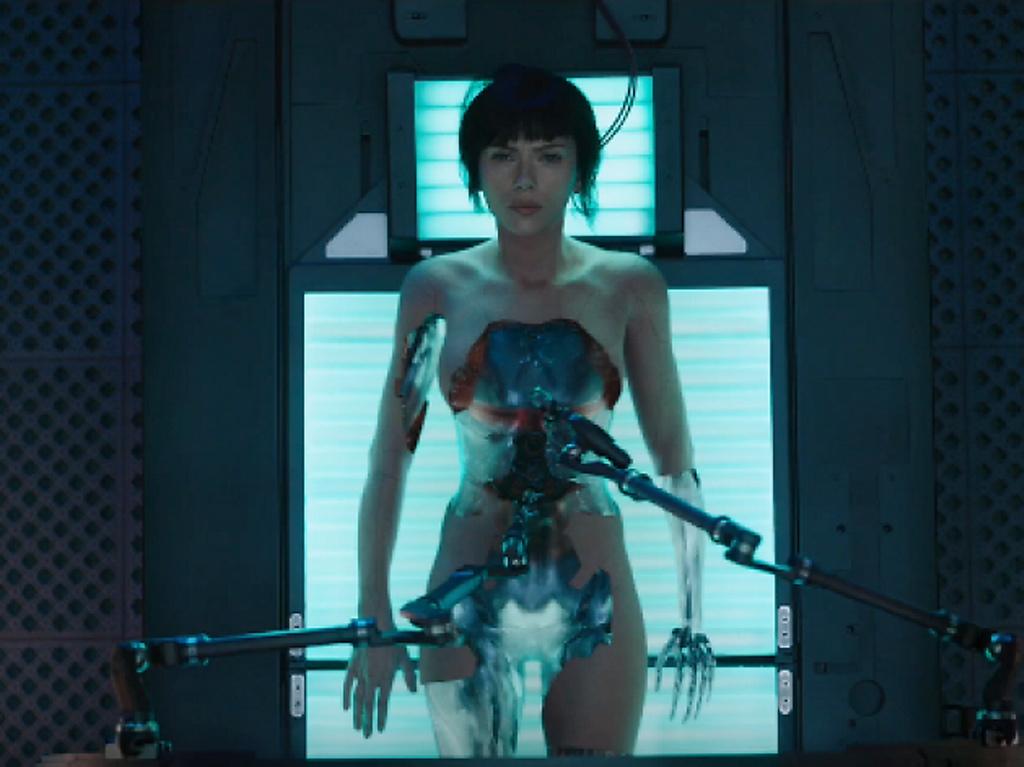 ¿Existen cyborgs como los de Ghost in the shell?