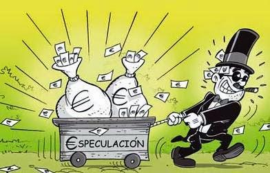 El dinero como medio de especulación en las sociedades capitalistas