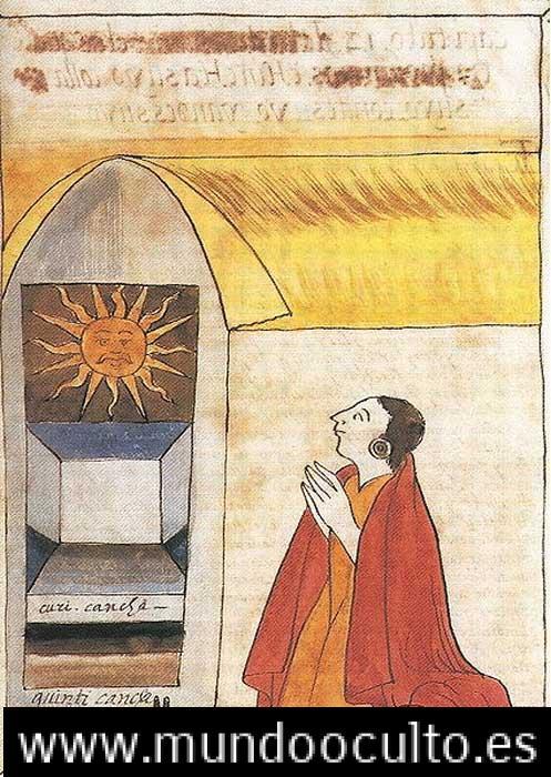 Inti, el dios del Sol de los incas: hijo de Viracocha y antepasado de los primeros reyes del Imperio inca