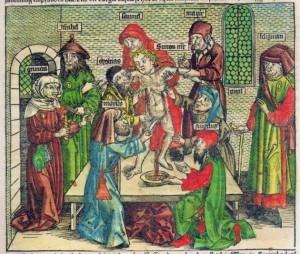 LIBELO DE SANGRE – El estigma de los Judíos