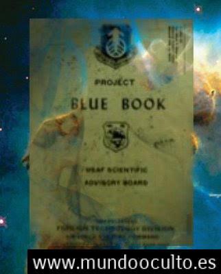 Ovnis: Proyecto Grudge y el Libro Azul