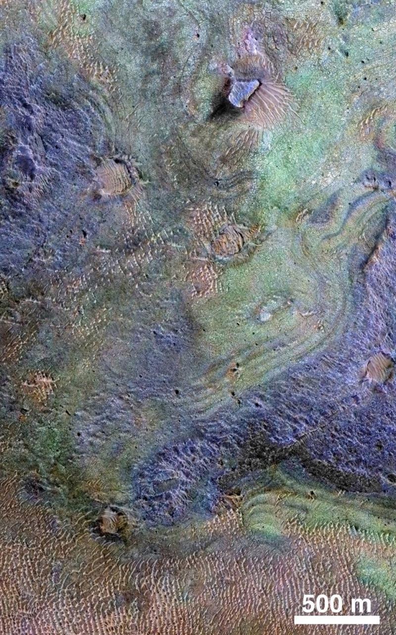 ¿Qué sucedió a principios Atmósfera de Marte? Nuevo estudio Elimina Una Teoría