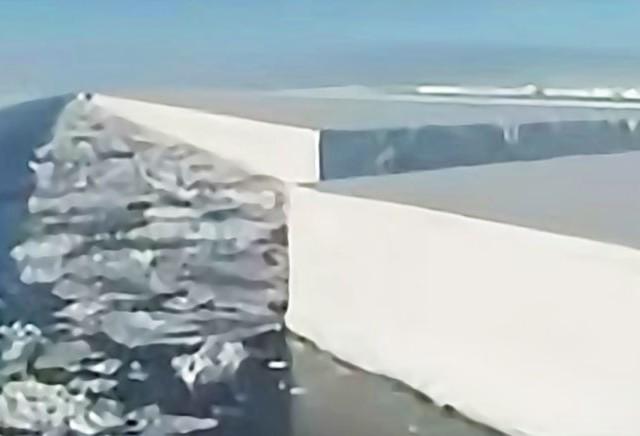 ¿Nos están cortando los glaciares desde el espacio?