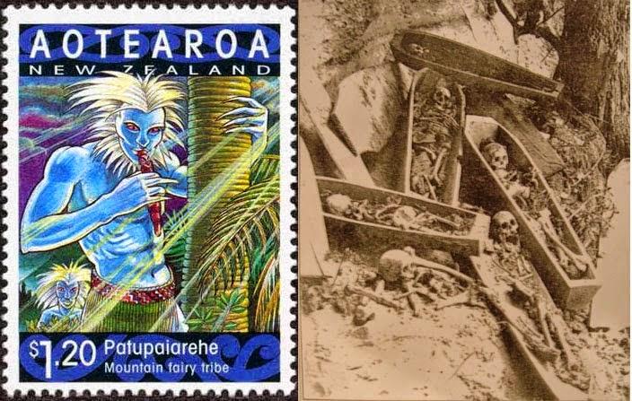 La Leyenda Maori: Momias Rubias del Pacífico Sur