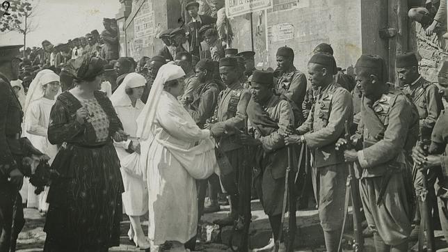 Cruz Roja Española cumple 150 años
