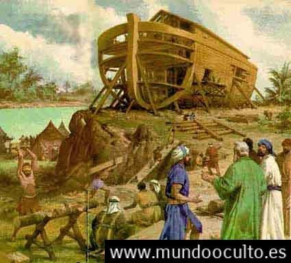 25 nuevos Rollos AFIRMAN que el ARCA de Noé EXISTIÓ