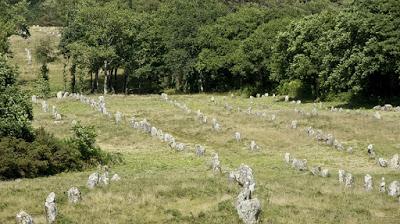 ¿Para qué se alinearon miles de megalitos en Carnac?
