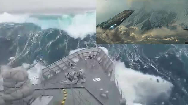 WIKILEAKS: Habría revelado una guerra de EEUU contra los OSNIS en el oceano