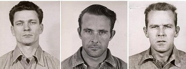 Los tres presos de la gran fuga de Alcatraz pudieron haber sobrevivido