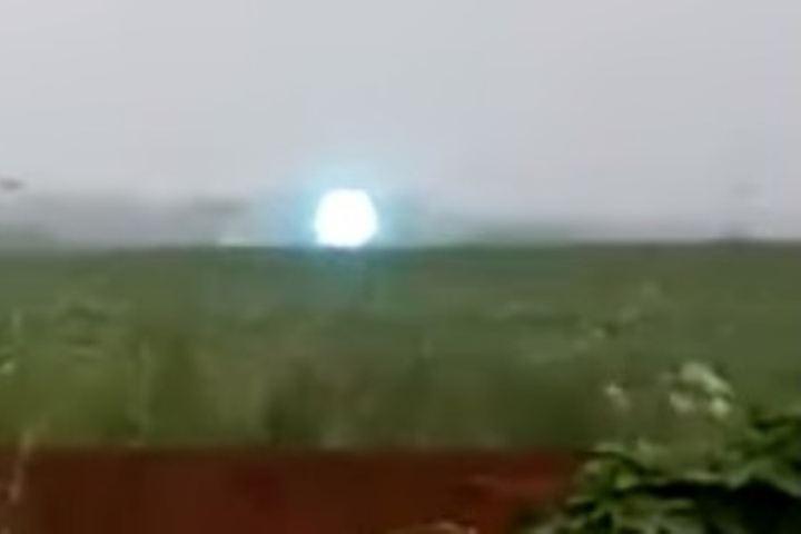 Esfera de Luz Siberia