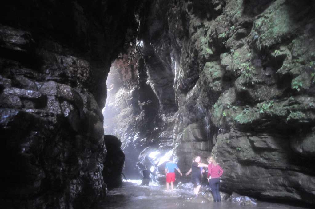 El misterio de las cuevas de Los Tayos