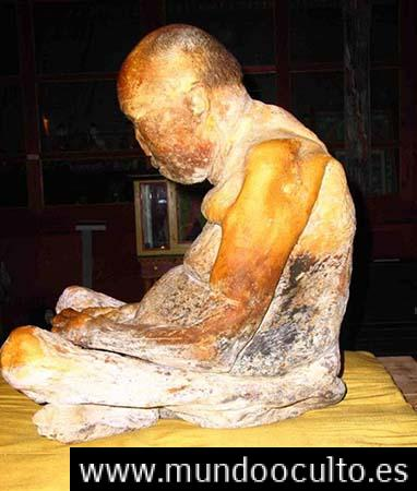 imagenes demuestran como un lama resucita 89 anos despues de su muerte 2 - Imágenes demuestran cómo un lama resucita 89 años después de su muerte