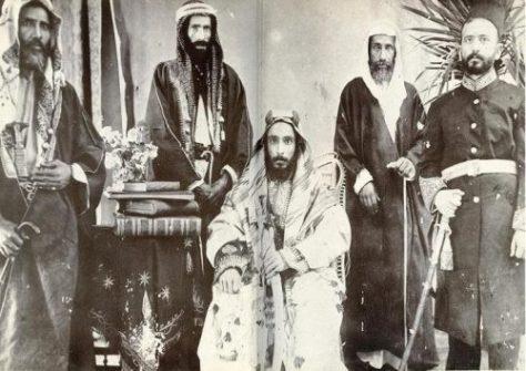 Las desconocidas alianzas de la familia Bin Laden