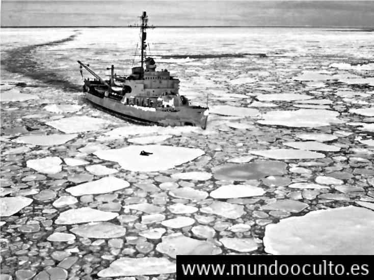 Lo que el gobierno de USA encontró y luego ocultó en la Antártida te dejará petrificado…