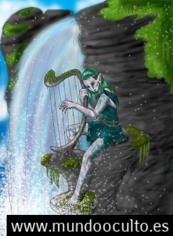 Mitologia: Criaturas del agua