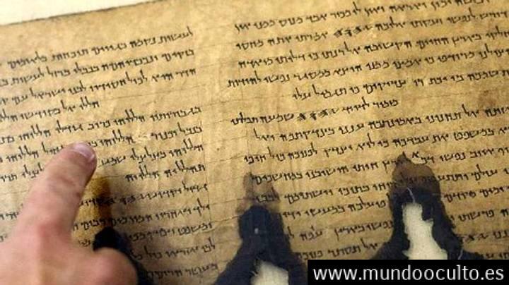 ¿Tuvo el Arca de Noé forma piramidal? Los Rollos del Mar Muerto revelan nuevos secretos