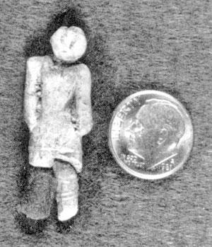 Una figura de 2 MILLONES DE AÑOS REVIENTA la teoría de la evolución: La figura de Nampa