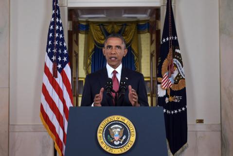 Polémica por imagen de Obama con cuernos publicada en The New York Times