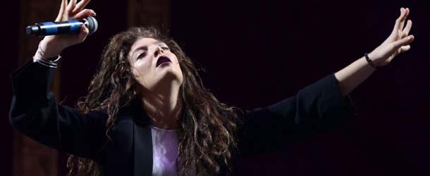 Presencias fantasmales impiden que la cantante Lorde grabe su último disco