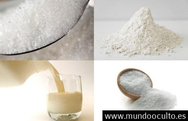 4 alimentos que no debes consumir FILEminimizer e1446488120870 - Si tomas alimentos refinados ENFERMARÁS GRAVEMENTE.