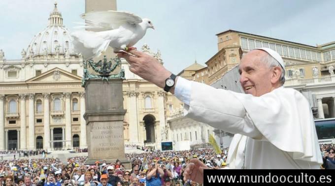 FranciscoPaloma LOsservatoreRomano 030216 1 - San Malaquías y la temible profecía de los Papas que anuncia el fin del mundo