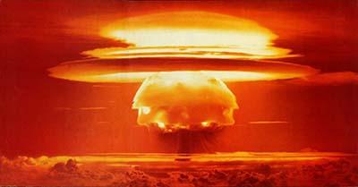 Una bomba atómica detonó sobre la Tierra hace 12.000 años