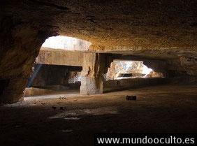 cueva de hercules en toledo 2 - Cueva de Hércules en Toledo