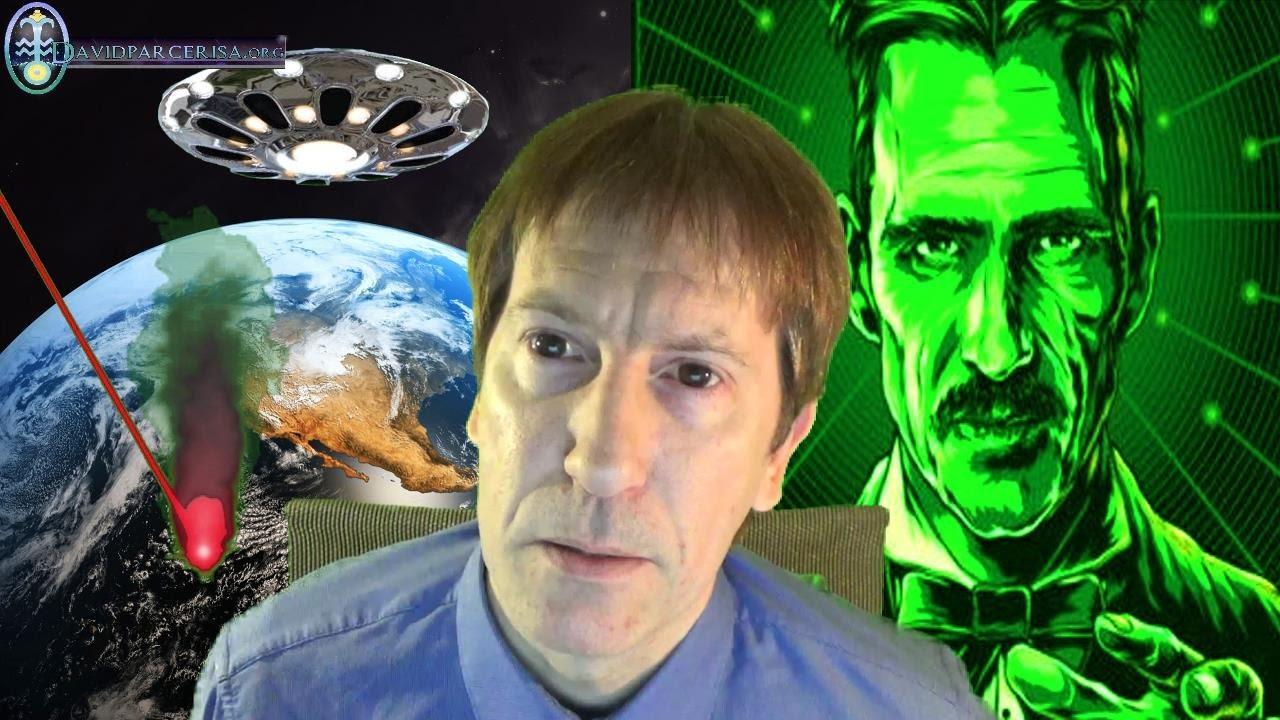 ¿Desarrolló Nikola Tesla su «rayo de la muerte» para defender la Tierra de una invasión?