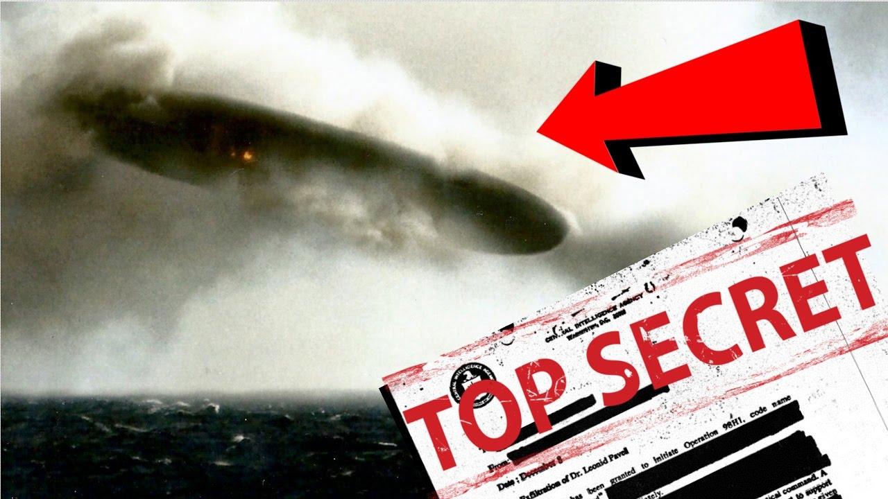 El documento de la CIA que confirma que mintió sobre los ovnis