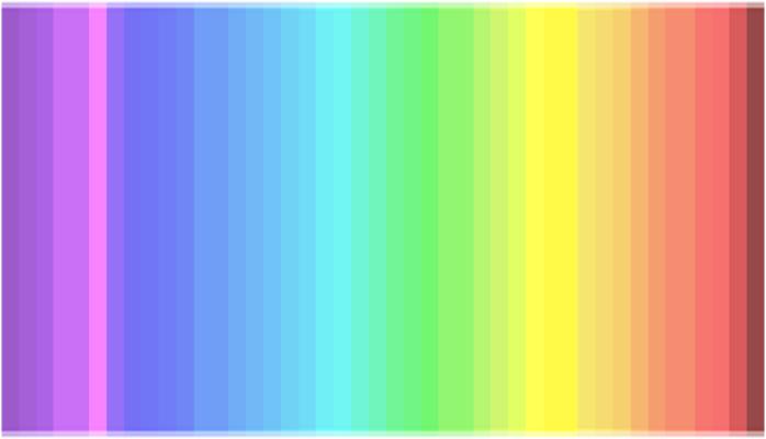 Cuantos colores ves?