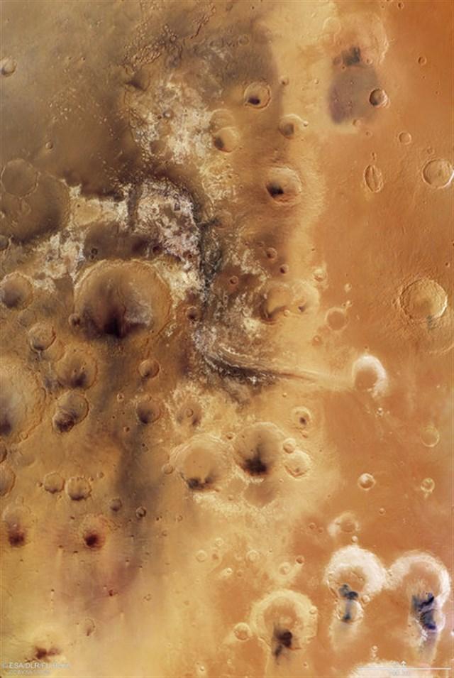 Oxia Planum o Mawrth Vallis, posibles destinos para ExoMars 2020