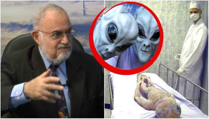Los extraterrestres pondrán a los humanos en cuarentena afirma científico.