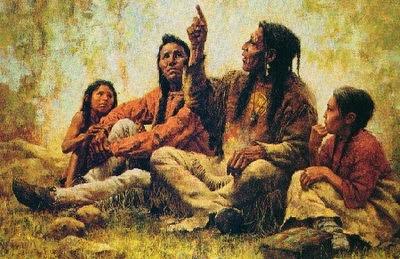 AboríGenes Y Extratarrestres
