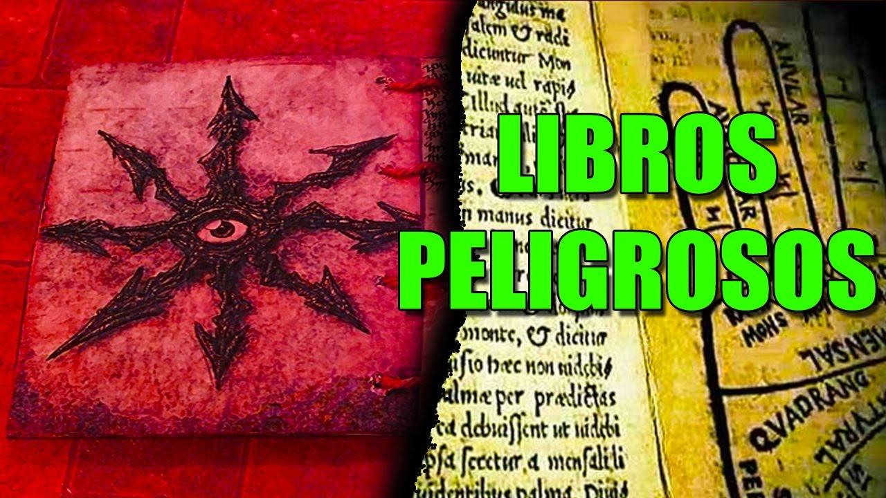 Los 5 libros más Prohibidos y Peligrosos de la Historia   VM Granmisterio