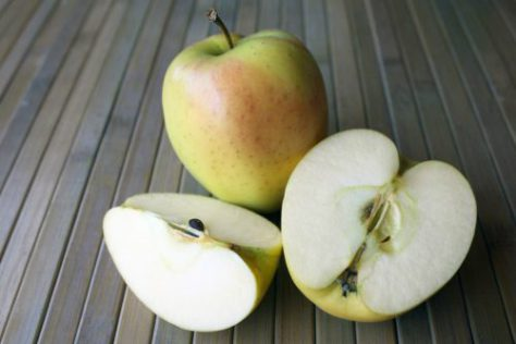 Científico canadiense hace crecer una oreja en una manzana