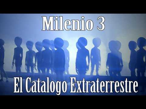 Milenio 3 – El Catálogo Extraterrestre