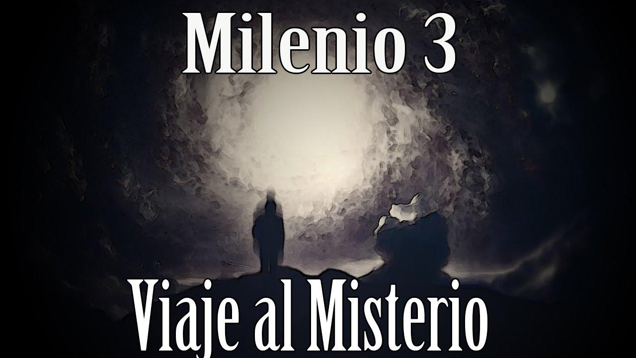 """Milenio 3 – Viaje al Misterio. El Túnel del Tiempo """"Historias para no Dormir"""""""