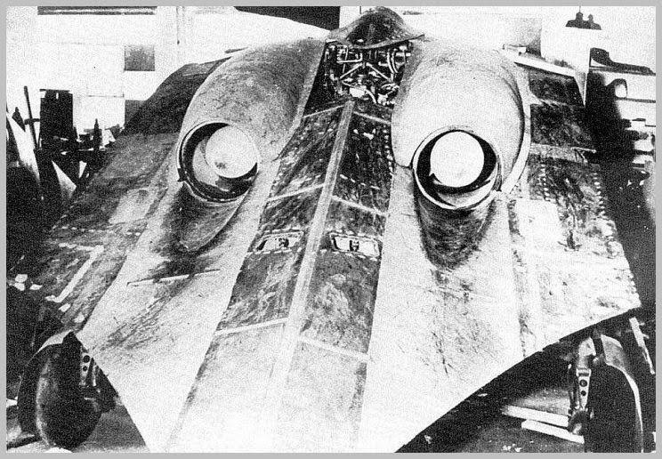 La tecnología extraterrestre de los Nazis