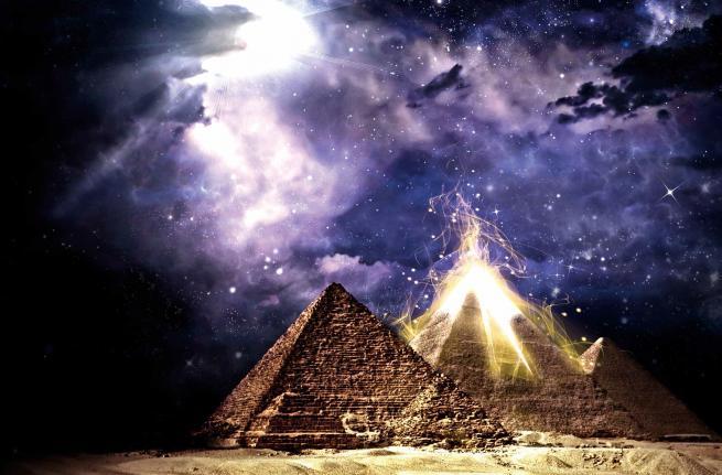 Pirámides de gizeh: La gran máquina del tiempo