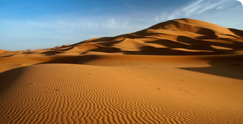 El Sahara es más antiguo de lo que se pensaba; se secó hace 7 millones de años
