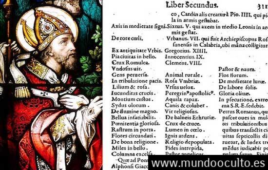 sanmalaquias - San Malaquías y la temible profecía de los Papas que anuncia el fin del mundo