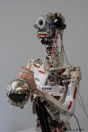 ¿Tendrán los robots carne y piel humanas?