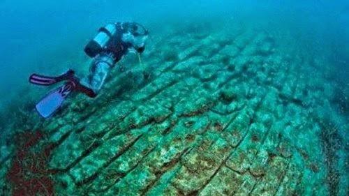 Croacia - Restos de antigua civilización bajo el mar Adriático
