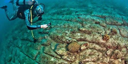 Croacia – Restos de antigua civilización bajo el mar Adriático