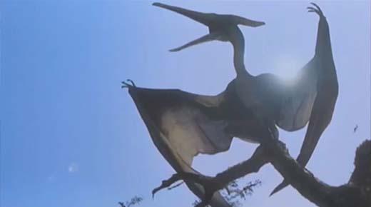 'Pterodáctilo' es visto sobrevolando los cielos de Alaska