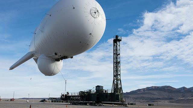 Documento filtrado: La NSA utilizó un dirigible blindado para espiar en Nueva York